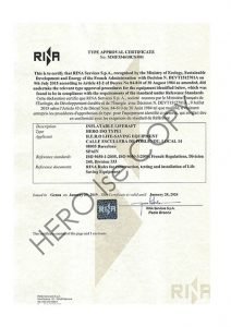 HERO-ISO9650-1-CERTIFICATE-OF-APPROVAL1