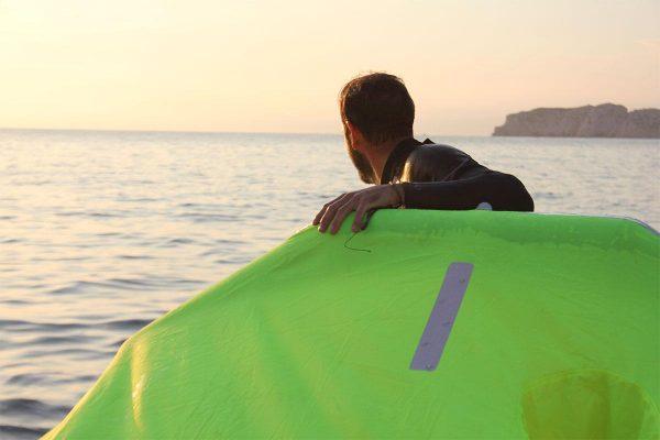 COASTAL LIFERAFT, ISO9650-2 LIFERAFT, SAFETY AT SEA